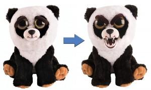 El peluche Panda Feisty pets