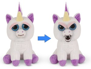 El peluche Unicornio Feisty pets
