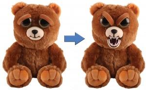 El peluche oso Feisty pets
