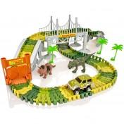 Jurassic Dino World Create-A-Track
