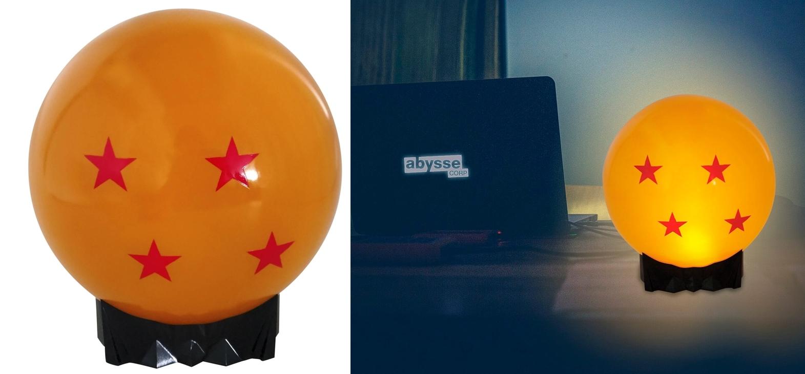 Lámpara ambiente Dragon Ball ABYstyle