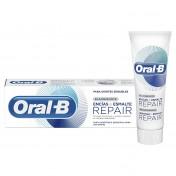 Pack 4 unidades de pasta de dientes Oral-B encías y esmalte repair blanqueante