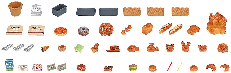 Panadería Sylvanian Families 5237 accesorios