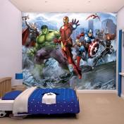 Papel mural los Vengadores Walltastic