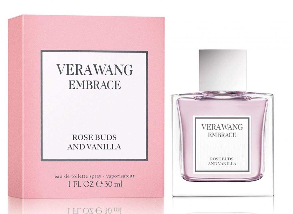 Colonia Vera Wang Embrace Rosebuds and Vanillla