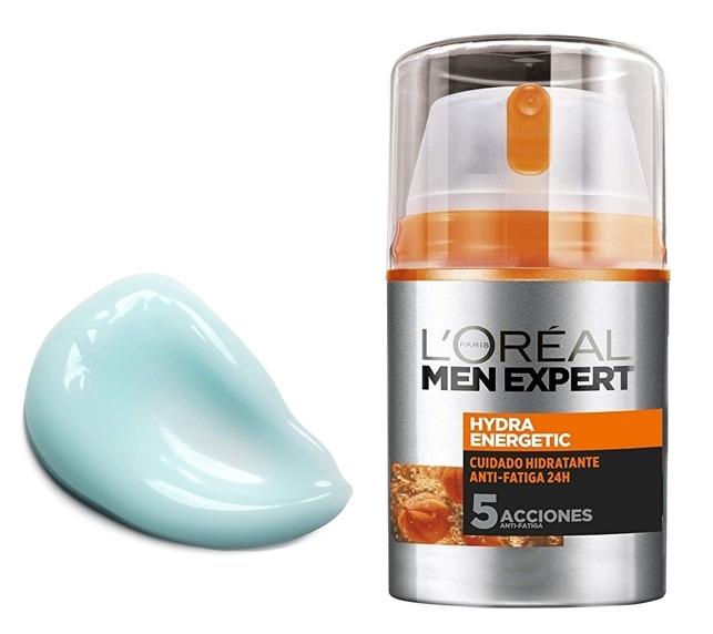 Crema hidratante antifatiga L'Oreal Men Expert Hydra Energetic