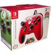 Mando Pro PDP Deluxe Faceoff Mario y Luigi Edition
