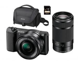 Pack Cámara EVIL Sony ILCE 5100L
