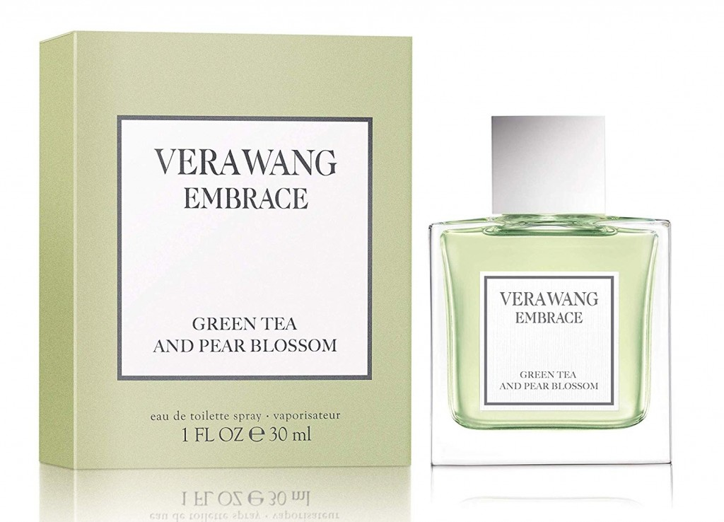 Vera Wang Embrace Green Tea and Pear Blossom