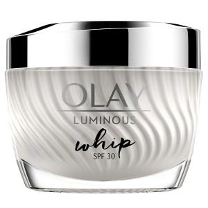 crema Olay Whip Luminous SPF 30