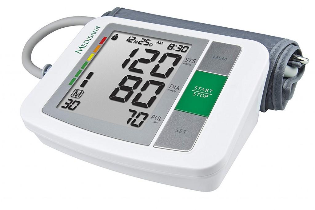 Tensiómetro de brazo Medisana BU-510