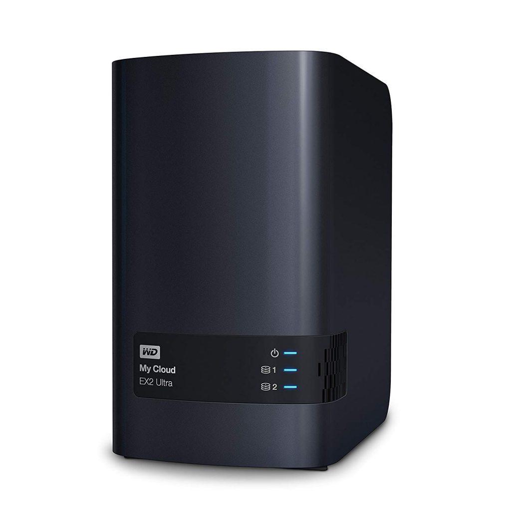 Almacenamiento en red (NAS) Western Digital My Cloud EX2 Ultra