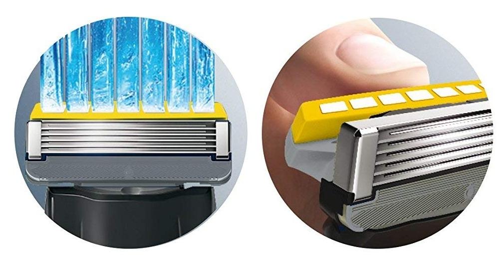 Pack Wilkinson Sword Hydro 5 Sense Energize con bandas lubricantes