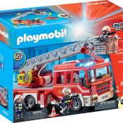 Camión de bomberos con escalera Playmobil 9463