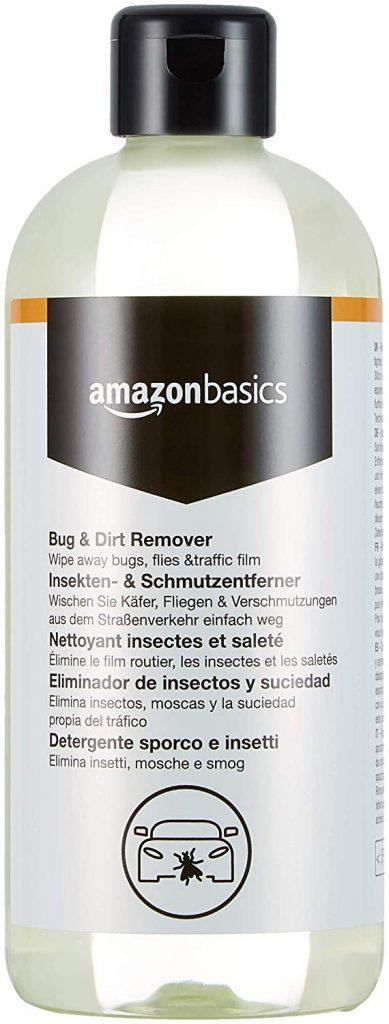 Eliminador de insectos y suciedad del coche AmazonBasics