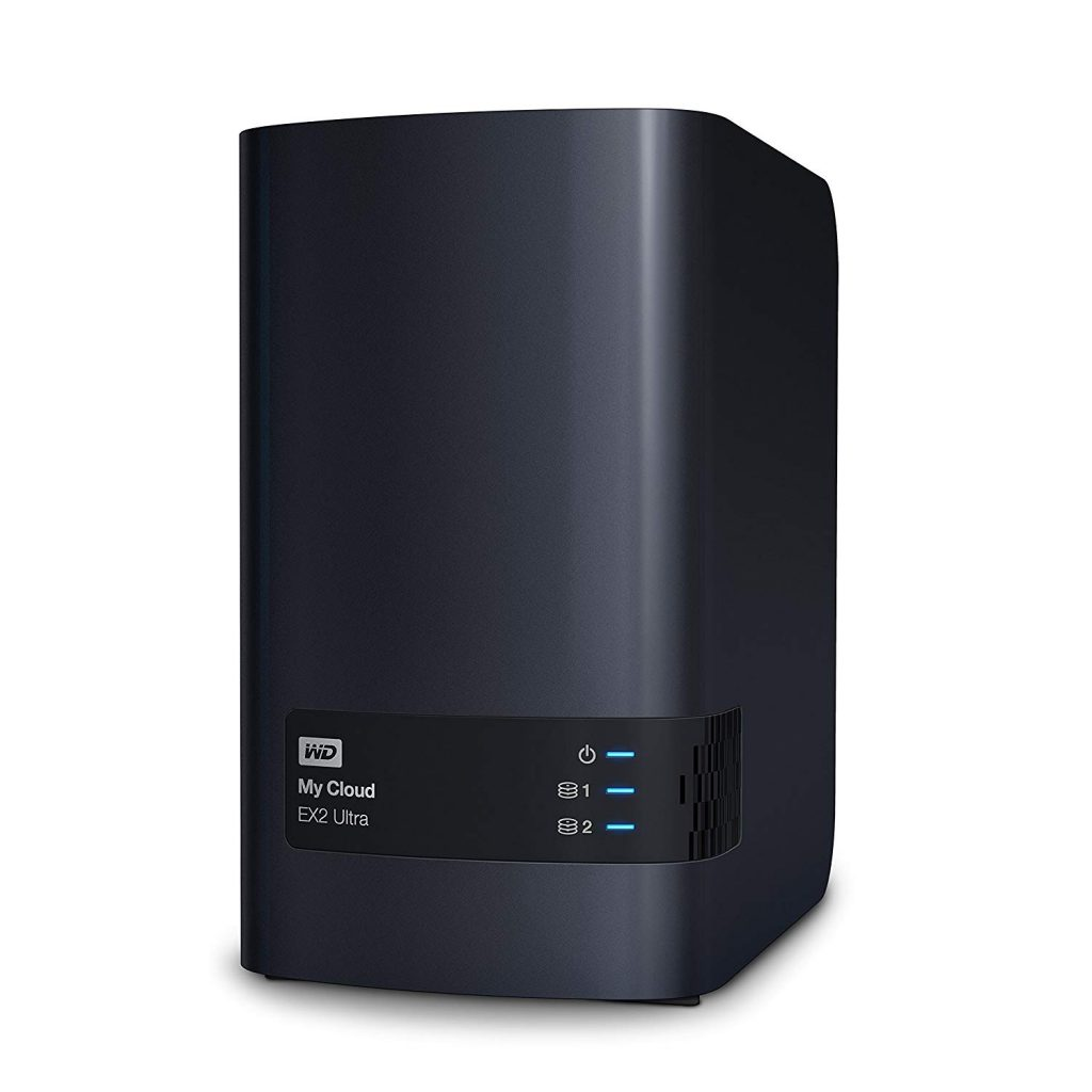 NAS Western Digital My Cloud EX2 Ultra de 6TB