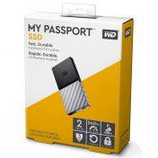 SSD portátil WD My Passport de 2 TB