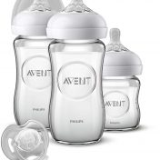 Set gama natural de cristal para recién nacidos Philips Avent SCD303 01