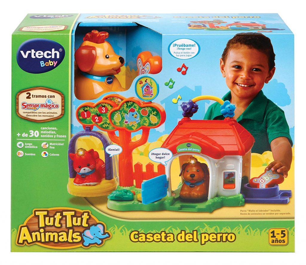 Caseta del perro Vtech Tut Tut Animals