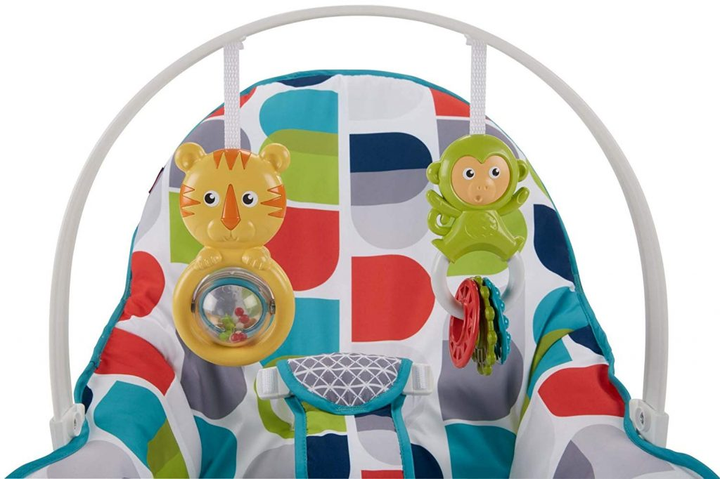 Hamaca crece conmigo Fisher-Price FWX17 juguetes colgantes