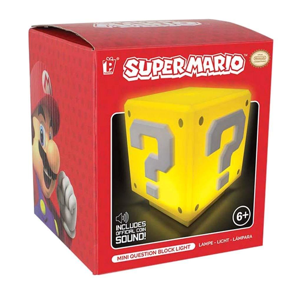 Mini lámpara ambiental Paladone Super Mario Bros