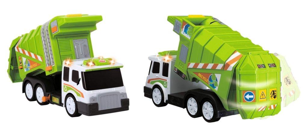 Camión de basura Dickie