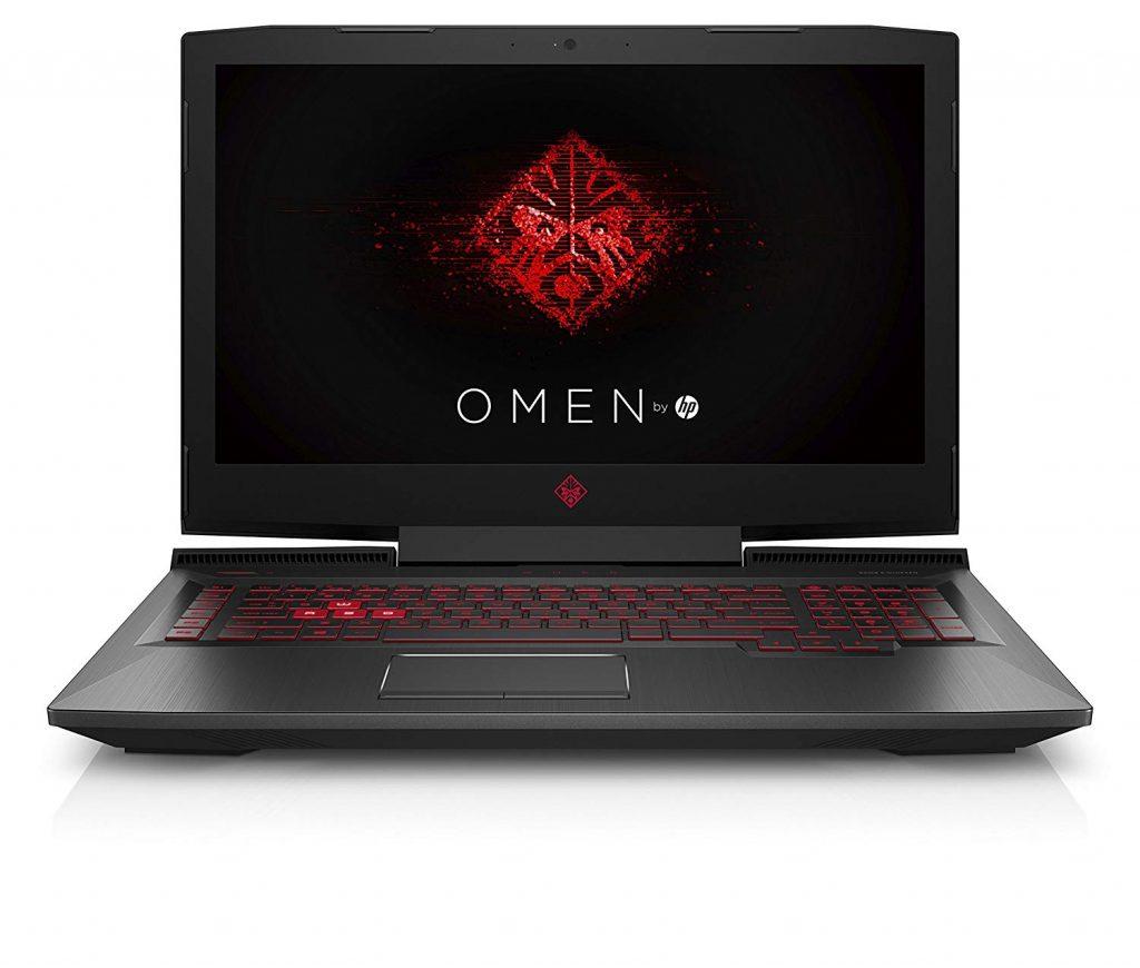 Ordenador portátil HP Omen 17-an105ns