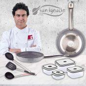 Set de cocina San Ignacio PK1406