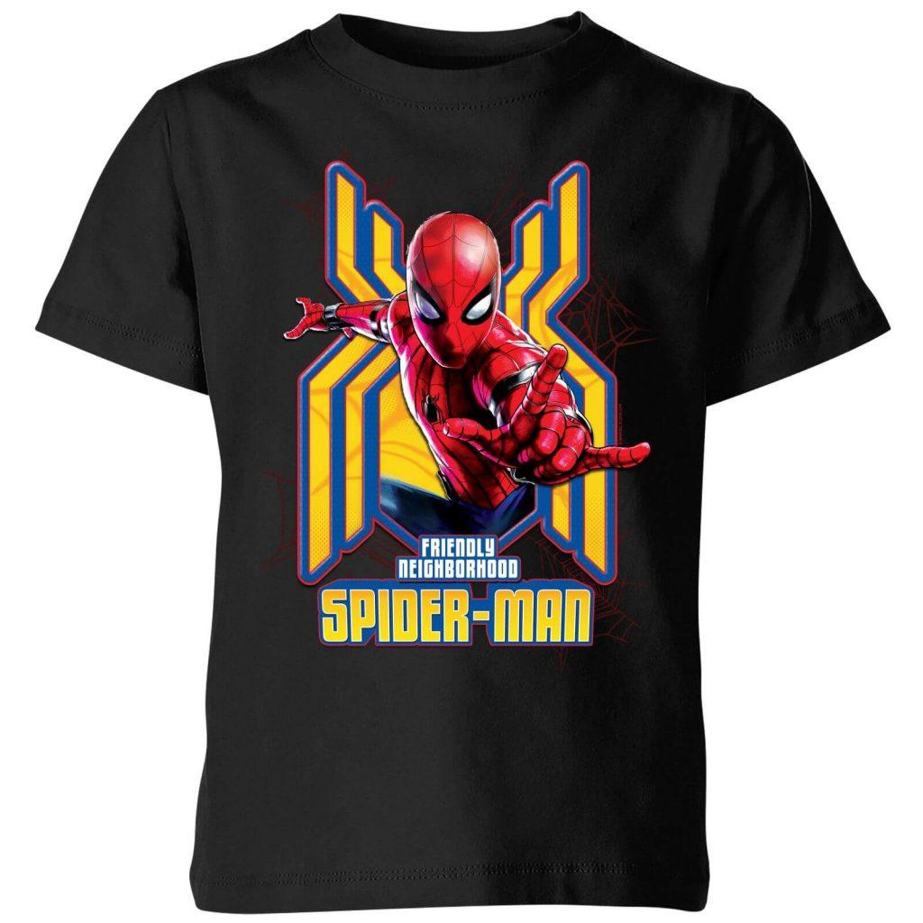 Camiseta Spider-Man Friendly Neighborhood para niño