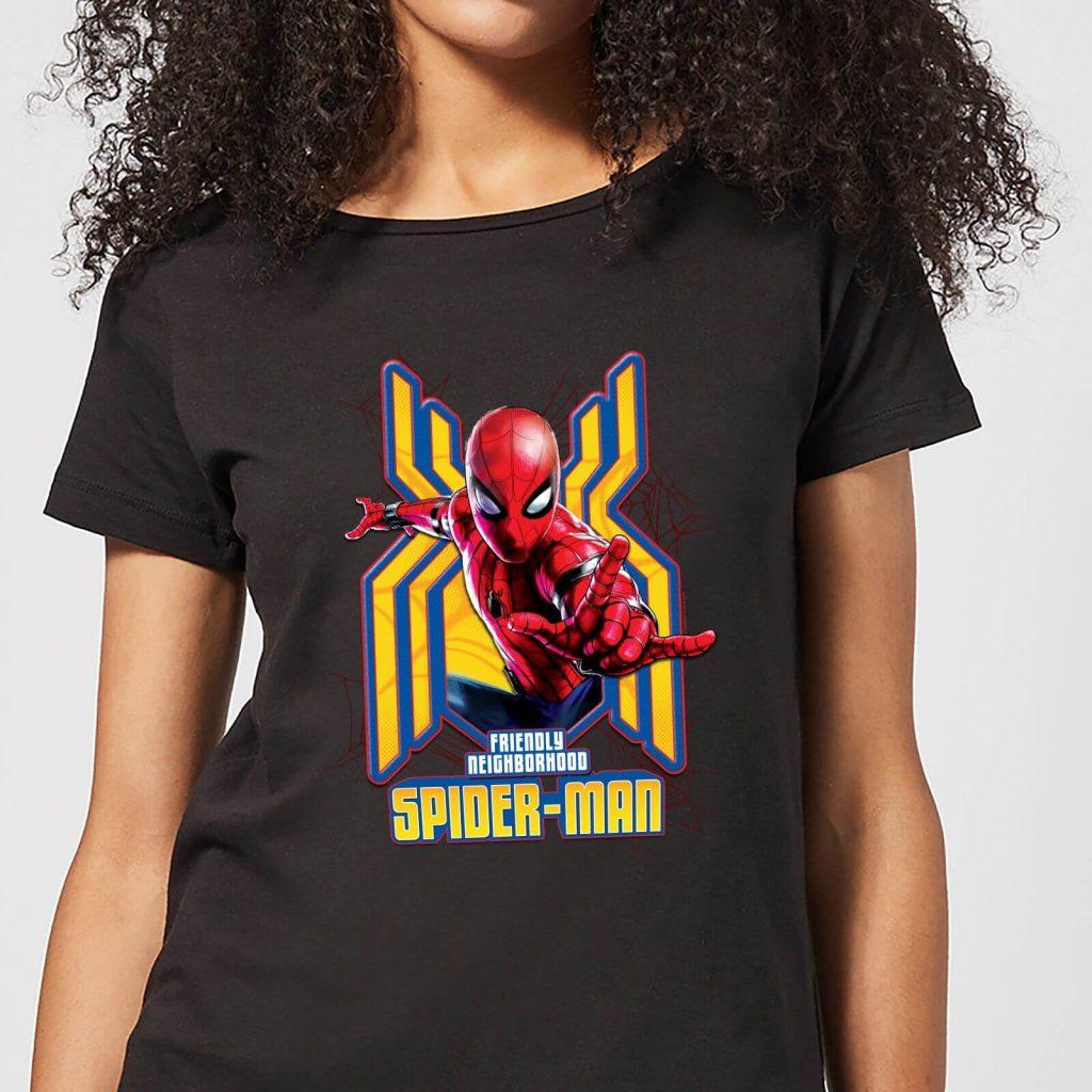 Camiseta modelo para mujer