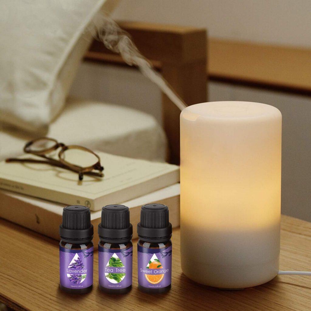 Pack 6 aceites esenciales, varios usos