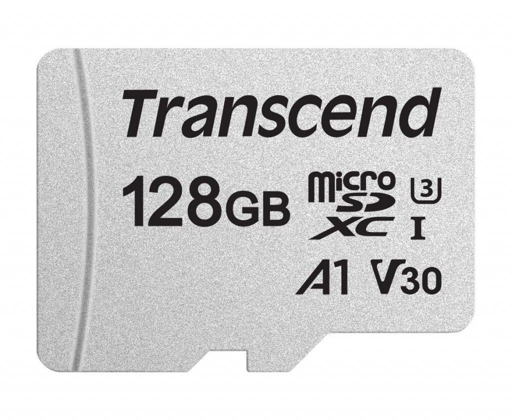 Tarjeta microSD Transcend USD300S de 128 GB