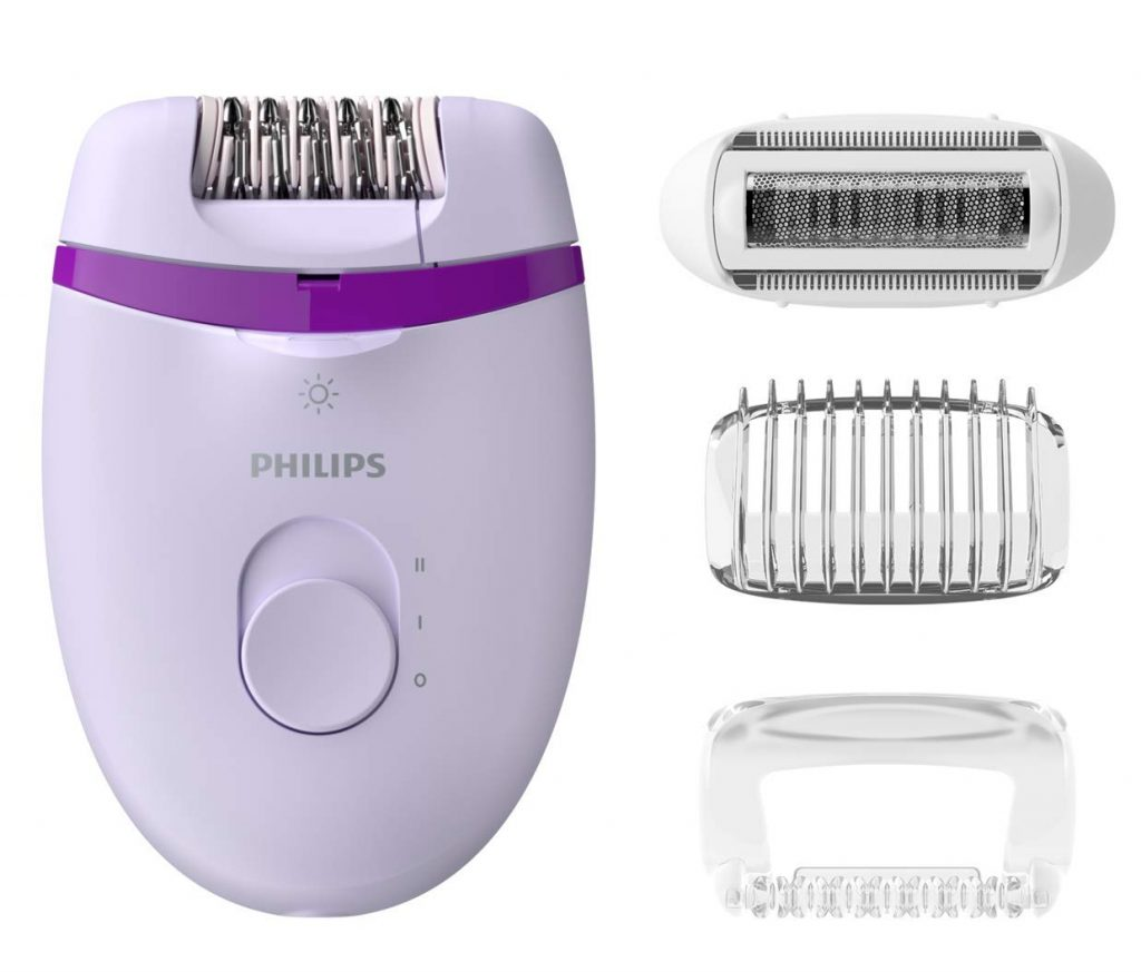 Depiladora Philips Satinelle Essential BRE275