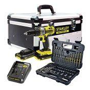 Taladro percutor Stanley Fatmax FMCK625D2F-QW