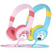 Auriculares para niños Mpow CH1 disponibles en dos colores