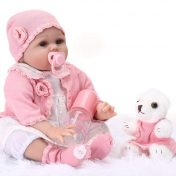 Muñeca Reborn bebé niña KKI