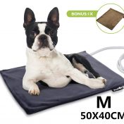 Amohadilla térmica para mascotas Pecute PBM-HM02