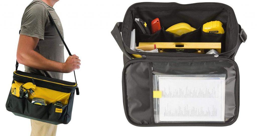 Bolsa para herramientas STANLEY STST1-73615 múltiples bolsillos