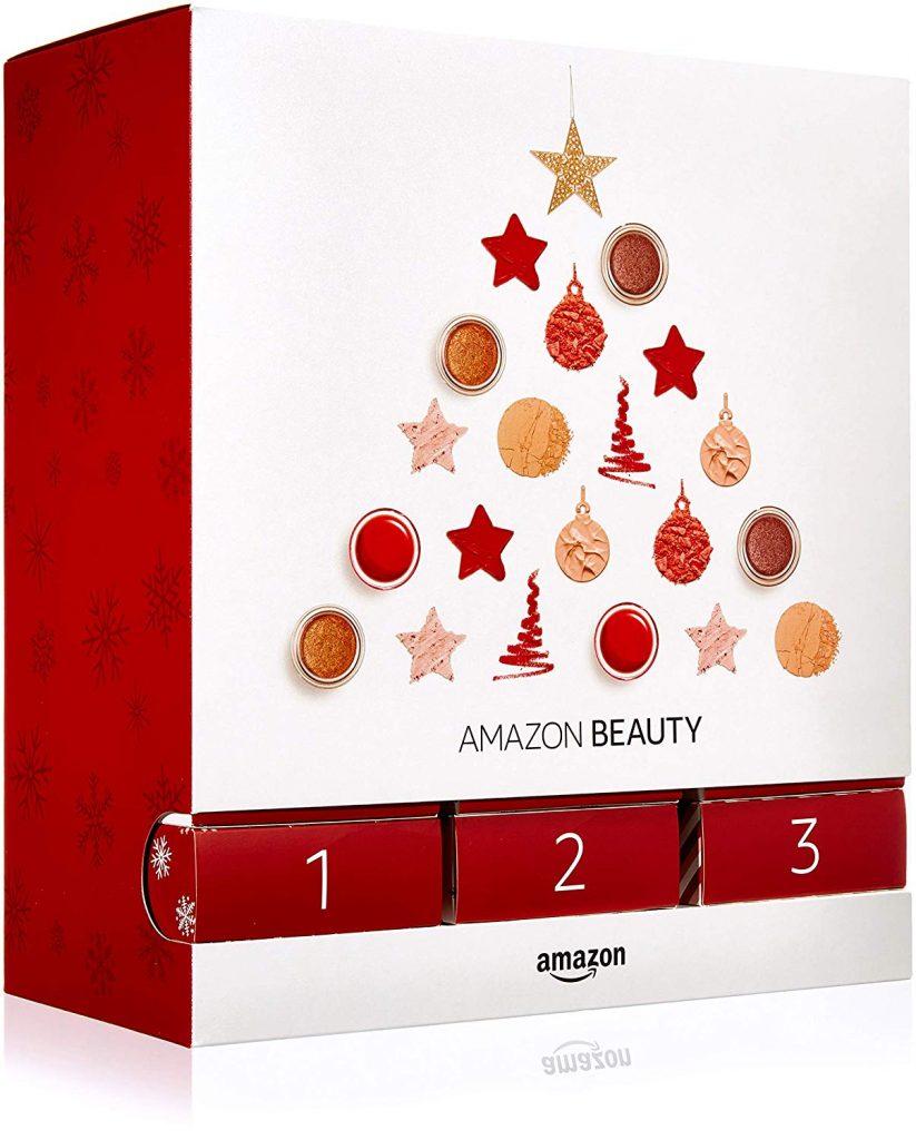Calendario de Adviento 2019 Amazon Beauty