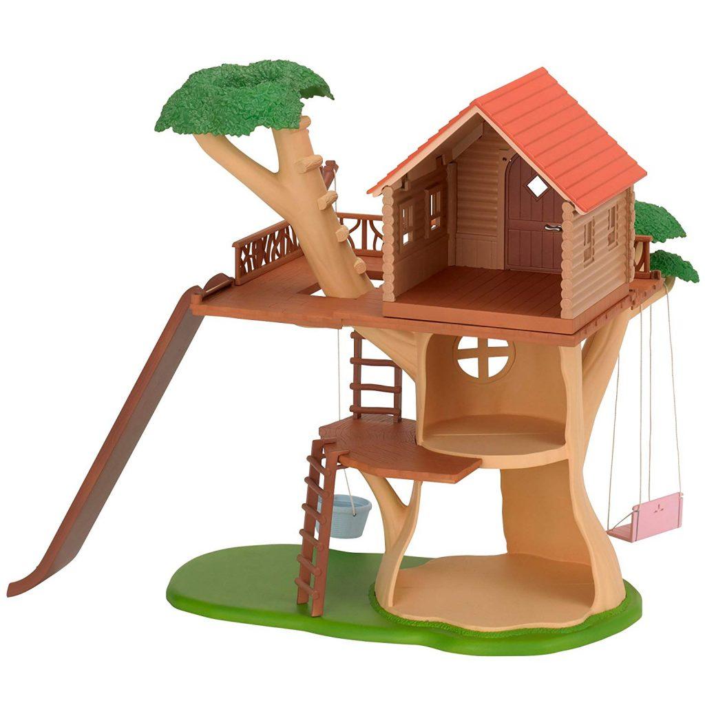 Casa árbol Sylvanian Families 4618