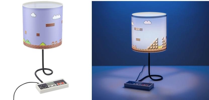 Lámpara Nintendo NES de Paladone