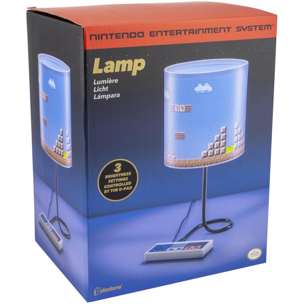 Lámpara de ambiente Nintendo NES de Paladone