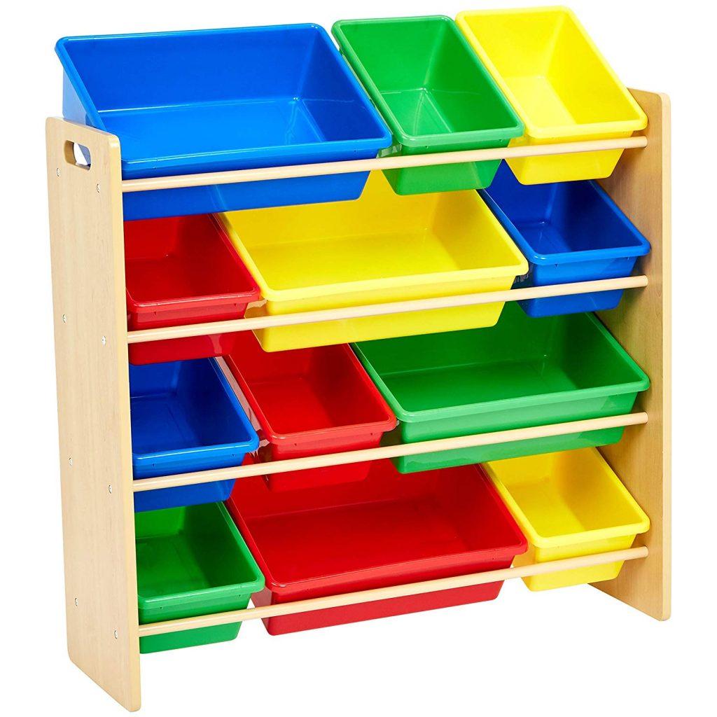 Organizador de juguetes AmazonBasics
