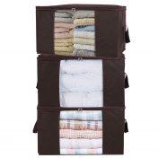 Pack 3 bolsas de almacenamiento grandes Lifewit