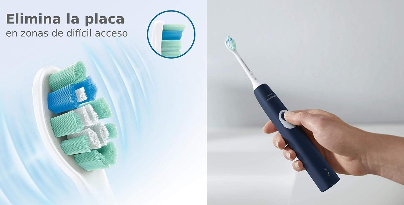 Cepillo de dientes eléctrico Philips Sonicare ProtectiveClean HX6801 detalles
