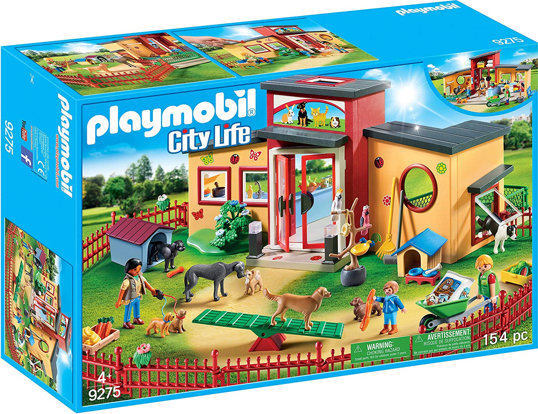 Hotel de Mascotas Playmobil 9275 City Life