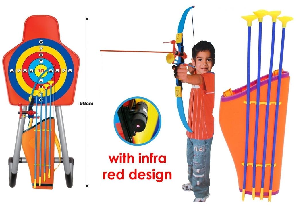 Juego infantil tiro al blanco deAO, detalles