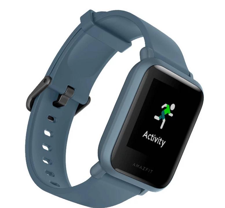 Reloj smartwatch Amazfit Bip Lite color azul