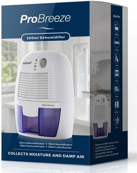 Deshumidificador Pro Breeze