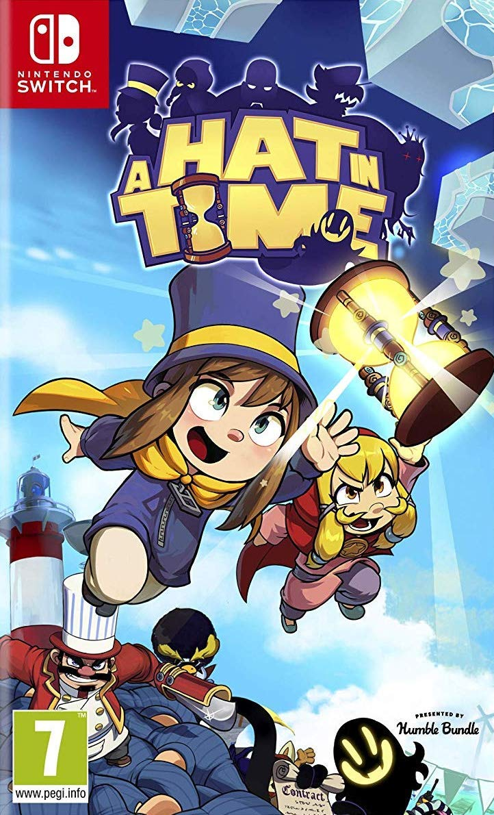 Juego A Hat in Time para Nintendo Switch